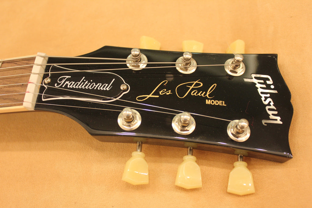 gibson-les-paul-traditional-2014-ocean-blue-sn1305 indonesia