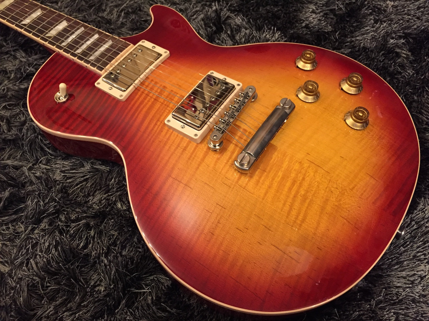 Gibson Les Paul traditional 2017 heritage cherry 2139