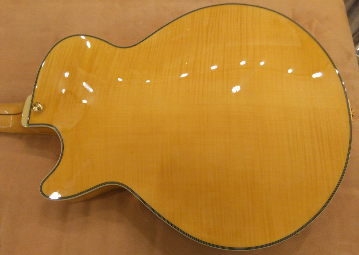 Dangelico SINGLE CUTAWAY NATURAL-tint DAEXSSNAT US14100390 dangelico - HIENDGUITAR.COM