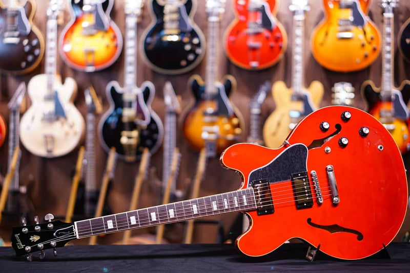 Gibson ES335 traditional antique faded cherry 2018