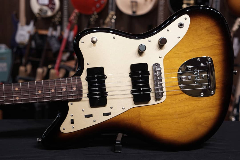 Fender limited edition 60th anniversary 58 jazzmaster 2 color sunburst
