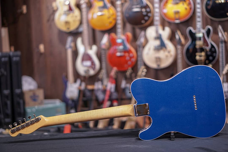 Fender american original telecaster lake placid blue