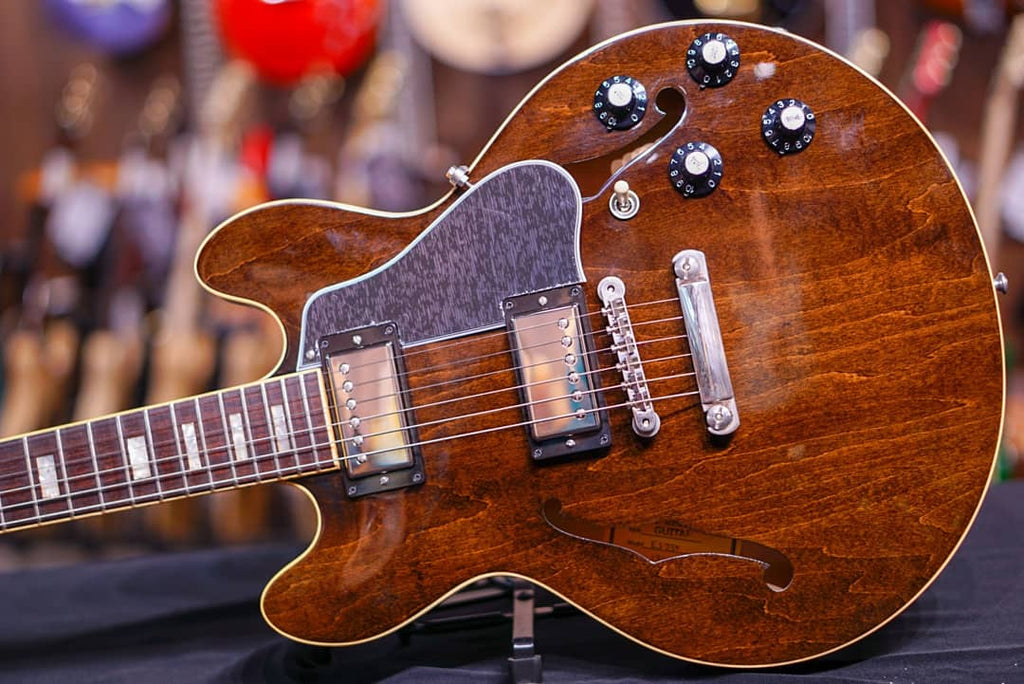 Gibson ES339 2018 antique WALNUT