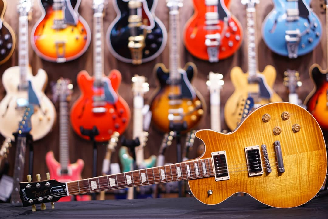 Gibson Les Paul Traditional Honeyburst 3655 Gibson - HIENDGUITAR.COM