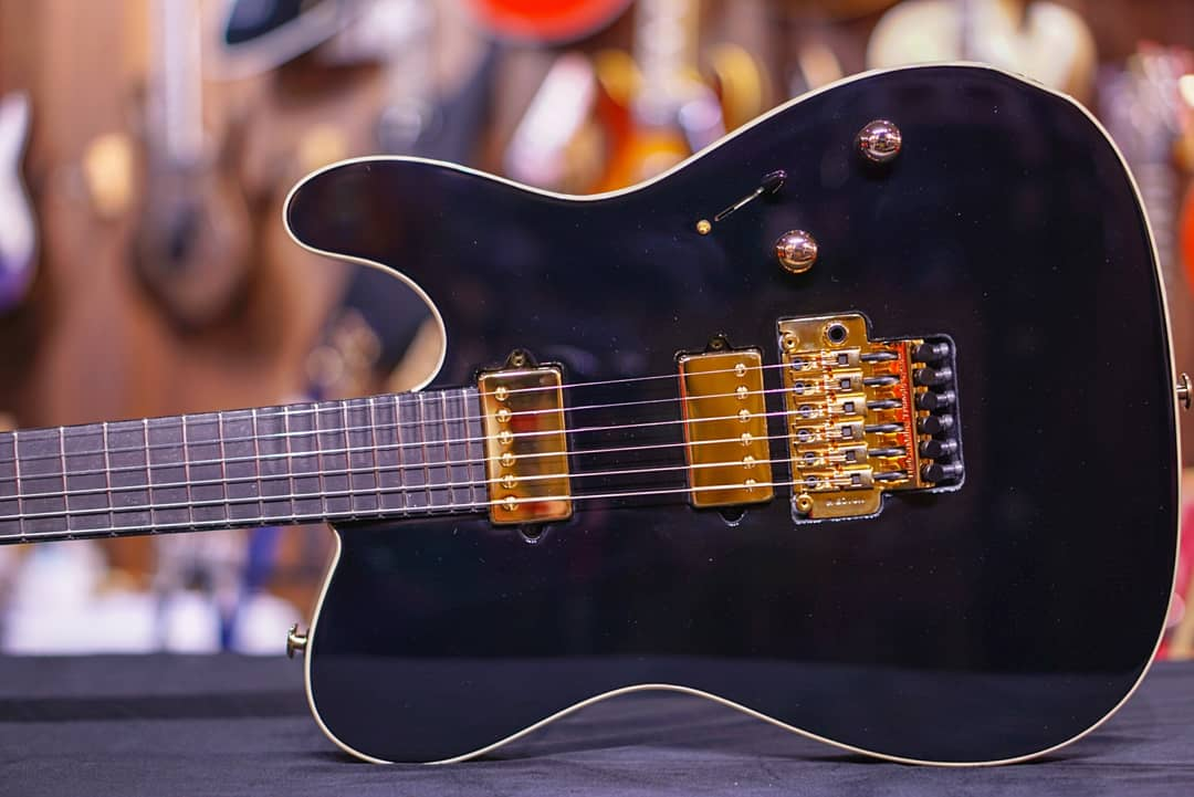 Suhr tele black beauty - HIENDGUITAR   SUHR GUITAR