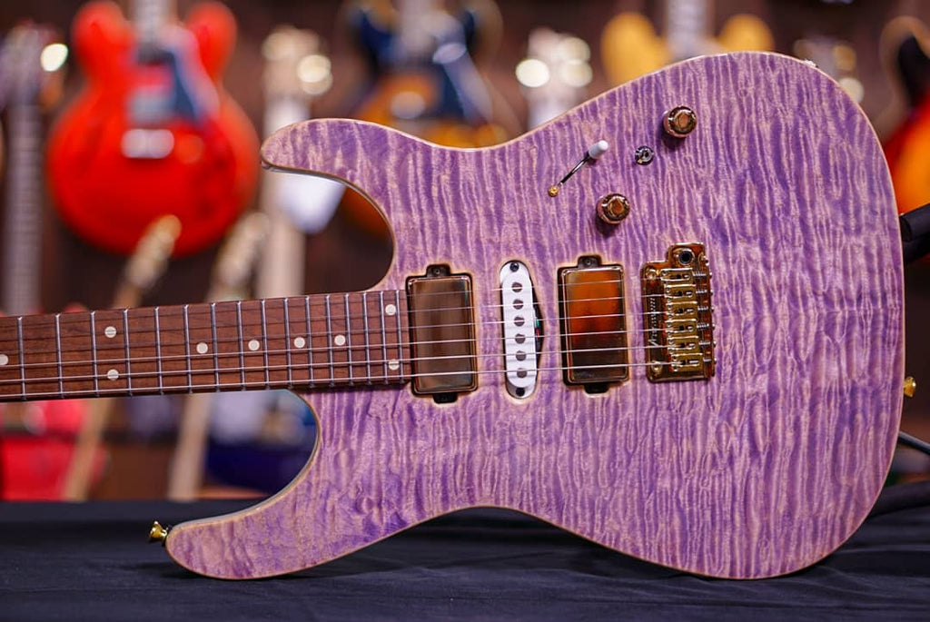 Anderson angel in natural purple G180658