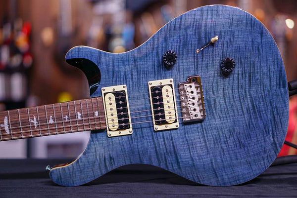 PRS SE Custom 24 in whale blue 2018