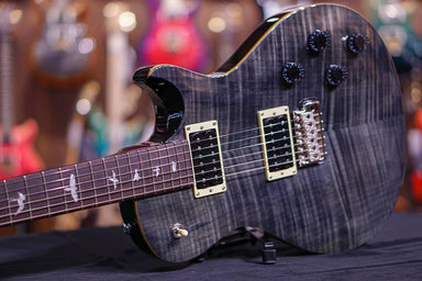 PRS SE Tremonti Custom in Gray Black 2020 PRS SE - HIENDGUITAR.COM