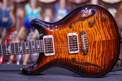 PRS Hollowbody in black gold burst 0265743