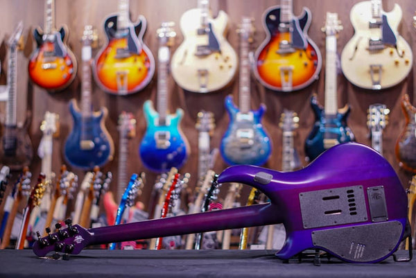 Music Man John Petrucci Majesty Monarchy Majestic Purple