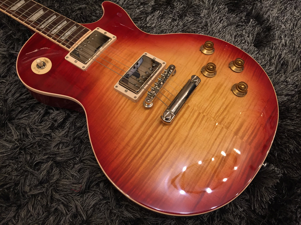 Gibson Les Paul traditional 2018 Heritage cherry 6253