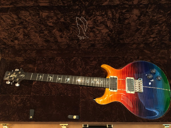 PRS Private Stock Santana Prism Sustainer