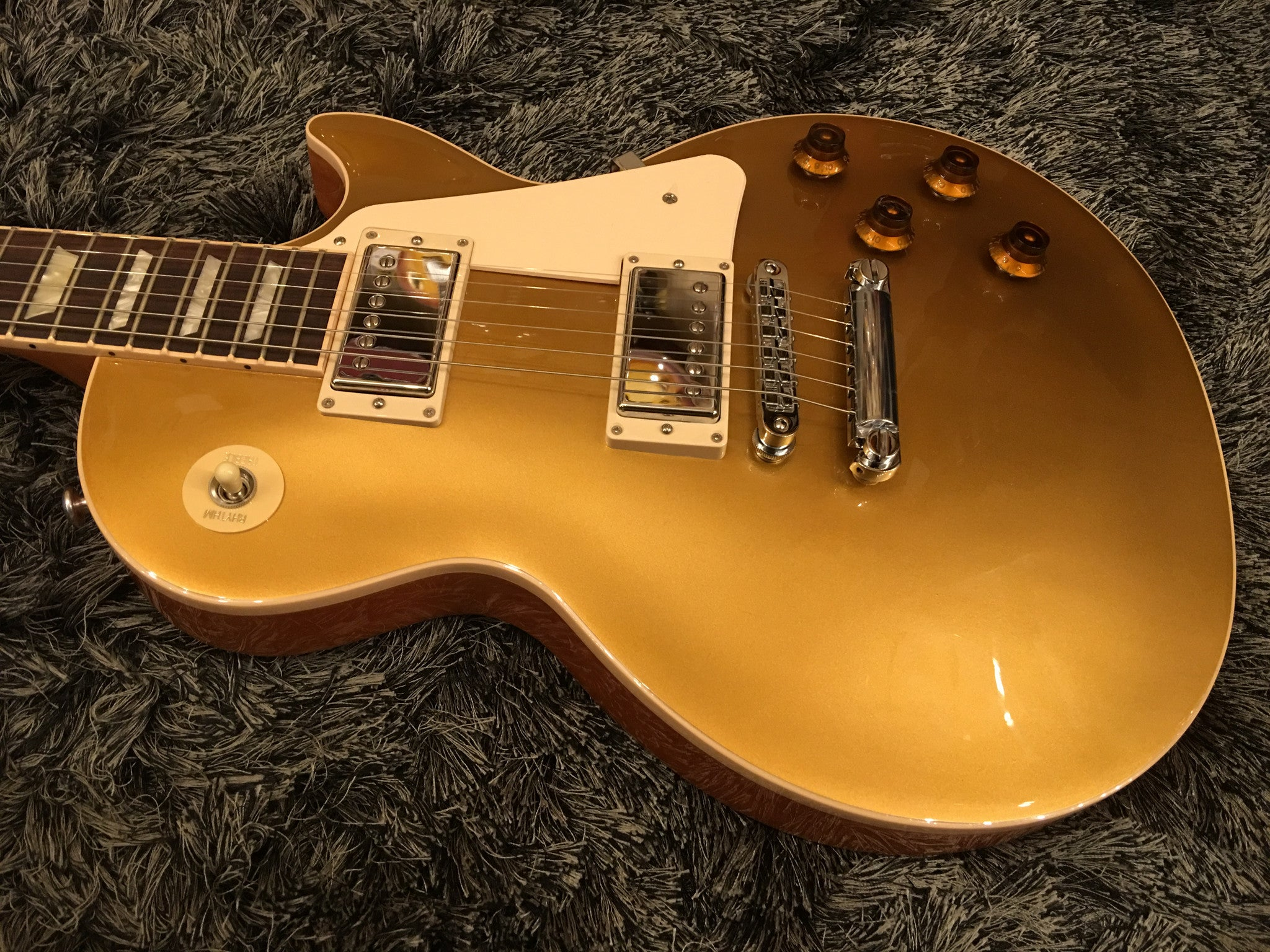 Gibson 2016 Les Paul Standard T Electric Guitar  Gold Top