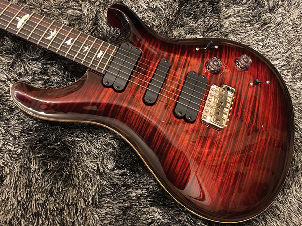 PRS 513 fire red burst 10top