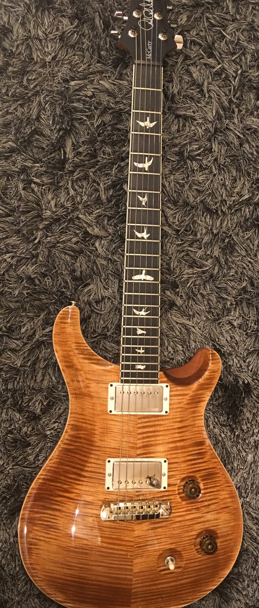 PRS McCarty copperhead 227969 - HIENDGUITAR   PRS GUITAR