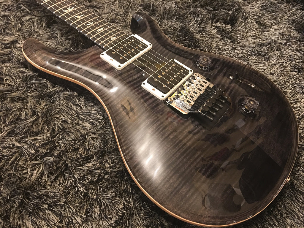 PRS Custom 24 Floyd GRAY BLACK   #214952