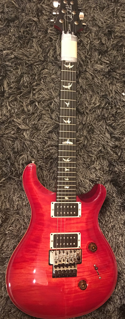 PRS Custom 24 Floyd BLOOD ORANGE  #223628
