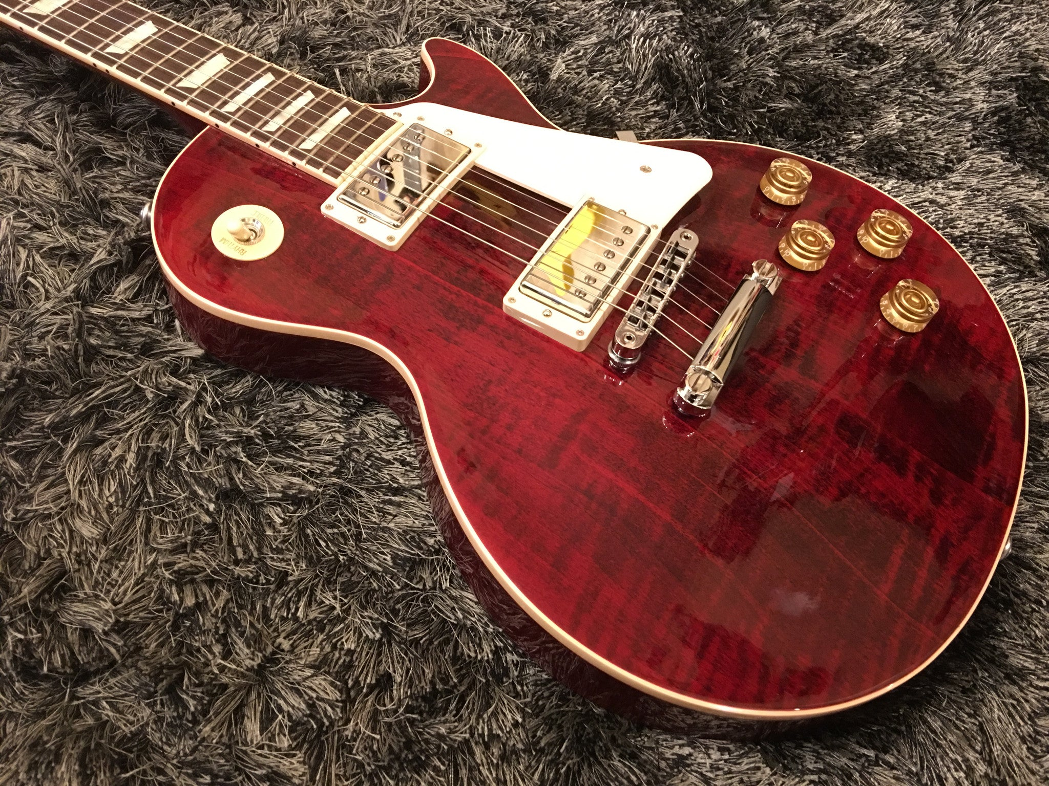 Gibson Les Paul Traditional 2016, T - Wine Red HIENDGUITAR.COM - HIENDGUITAR.COM