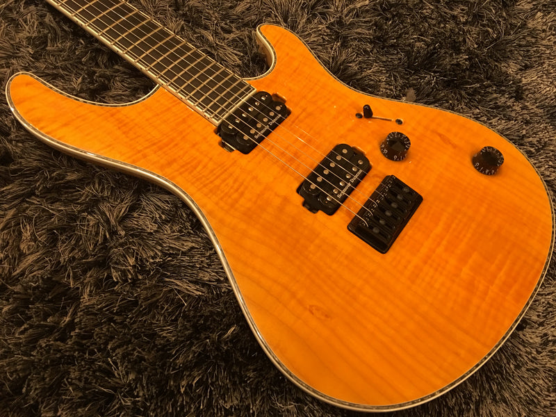 Mayones Regius 6 Trans.Yellow/Glossy Finish - RF61412251