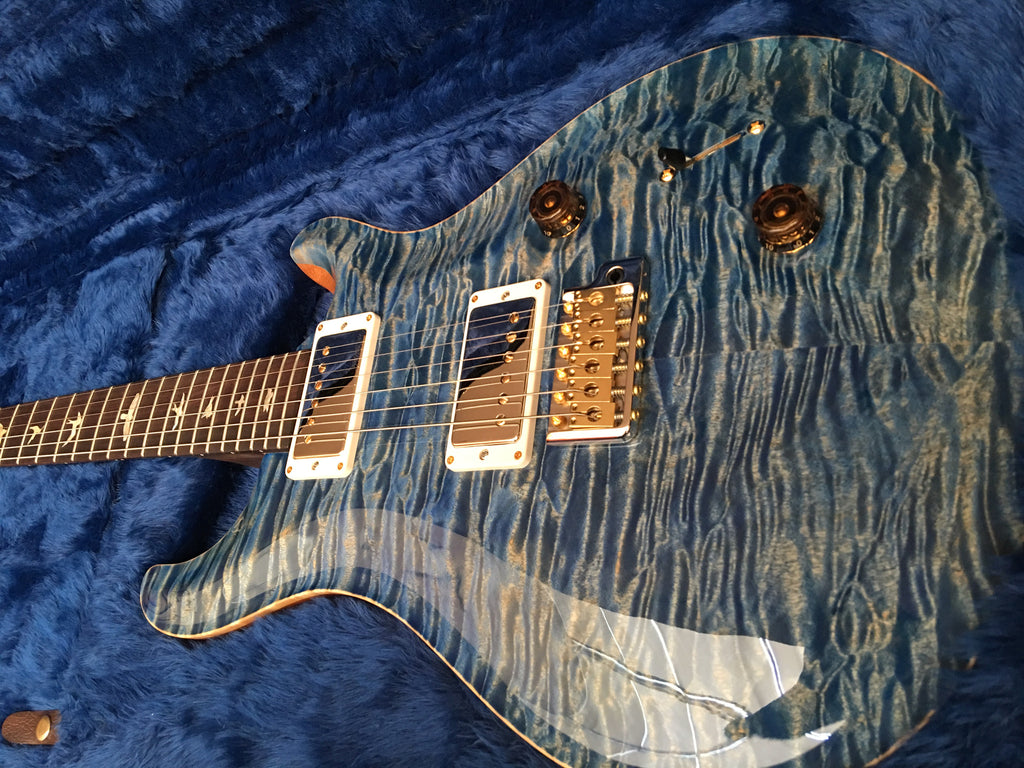 PRS Custom 22 Hiend spec# 2 Rosewood neck Faded blue jeans ...