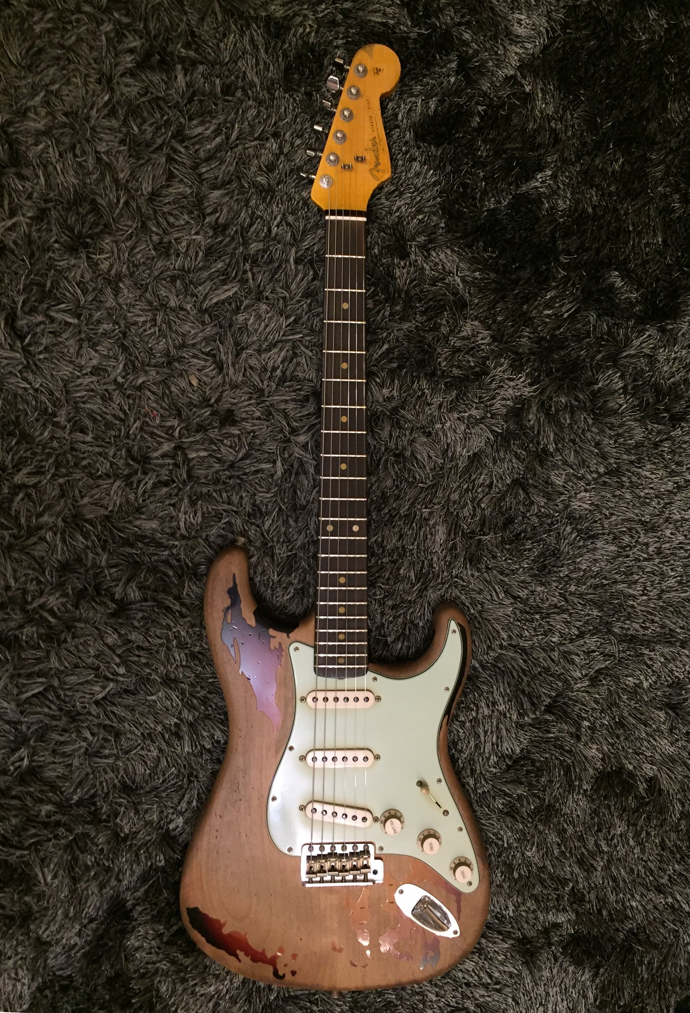 Fender Custom Shop Rory Gallagher Tribute Stratocaster