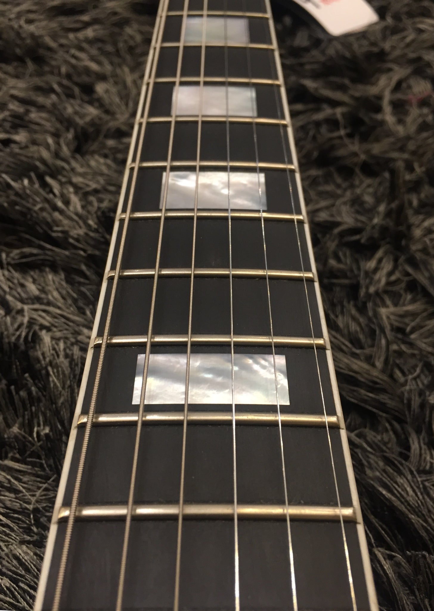 Gibson Custom firebird ebony