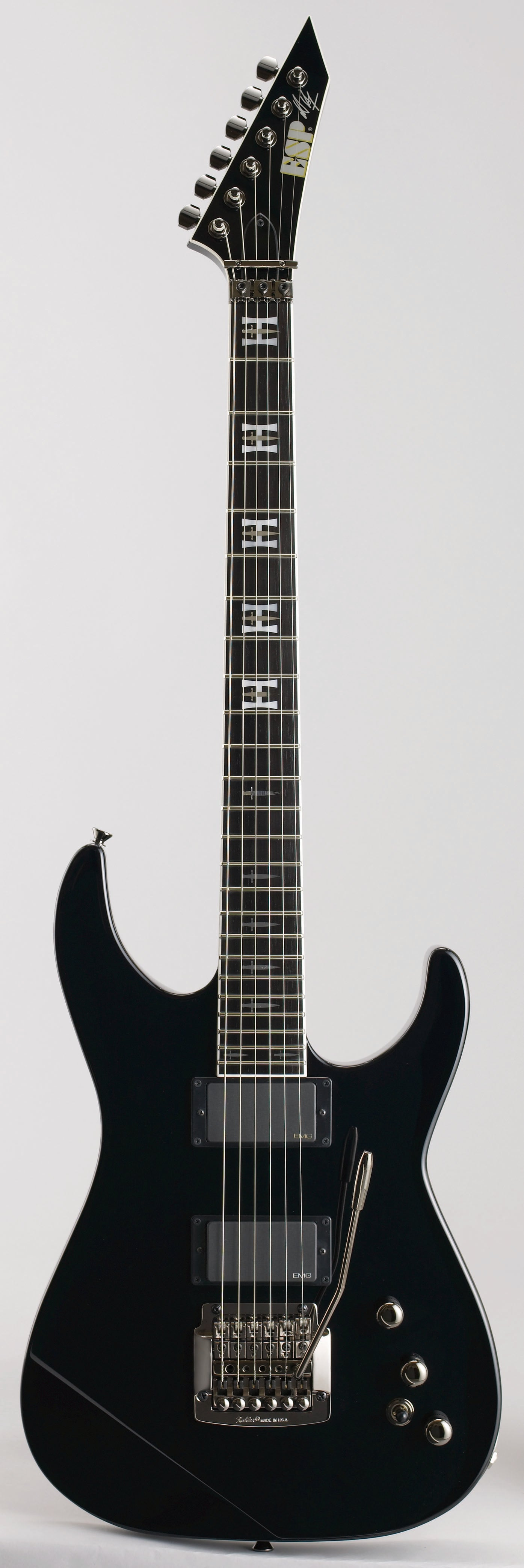 ESP Jeff Hanneman Signature - BLACK