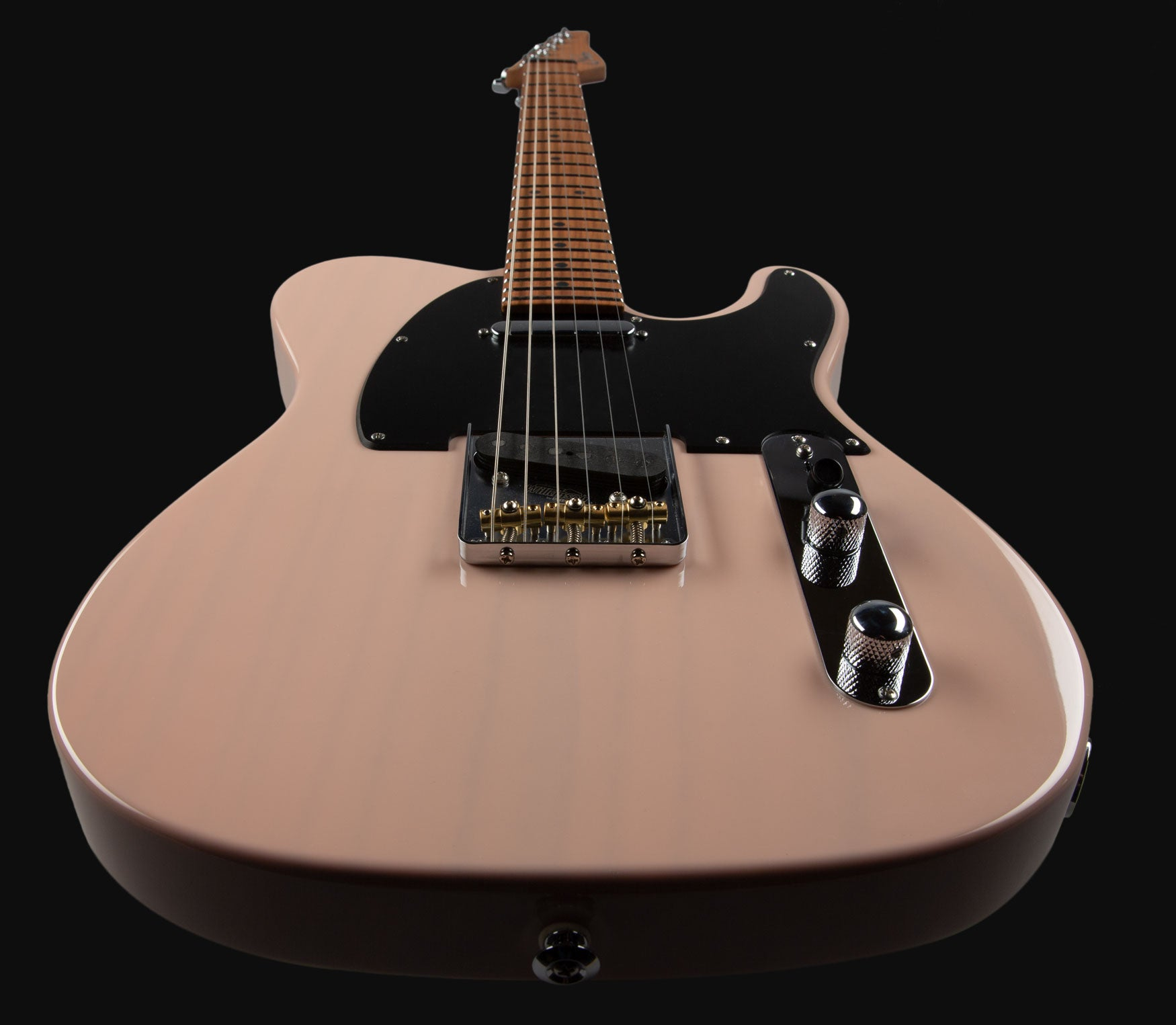 SUHR CLASSIC T PAULOWNIA Trans Shell Pink