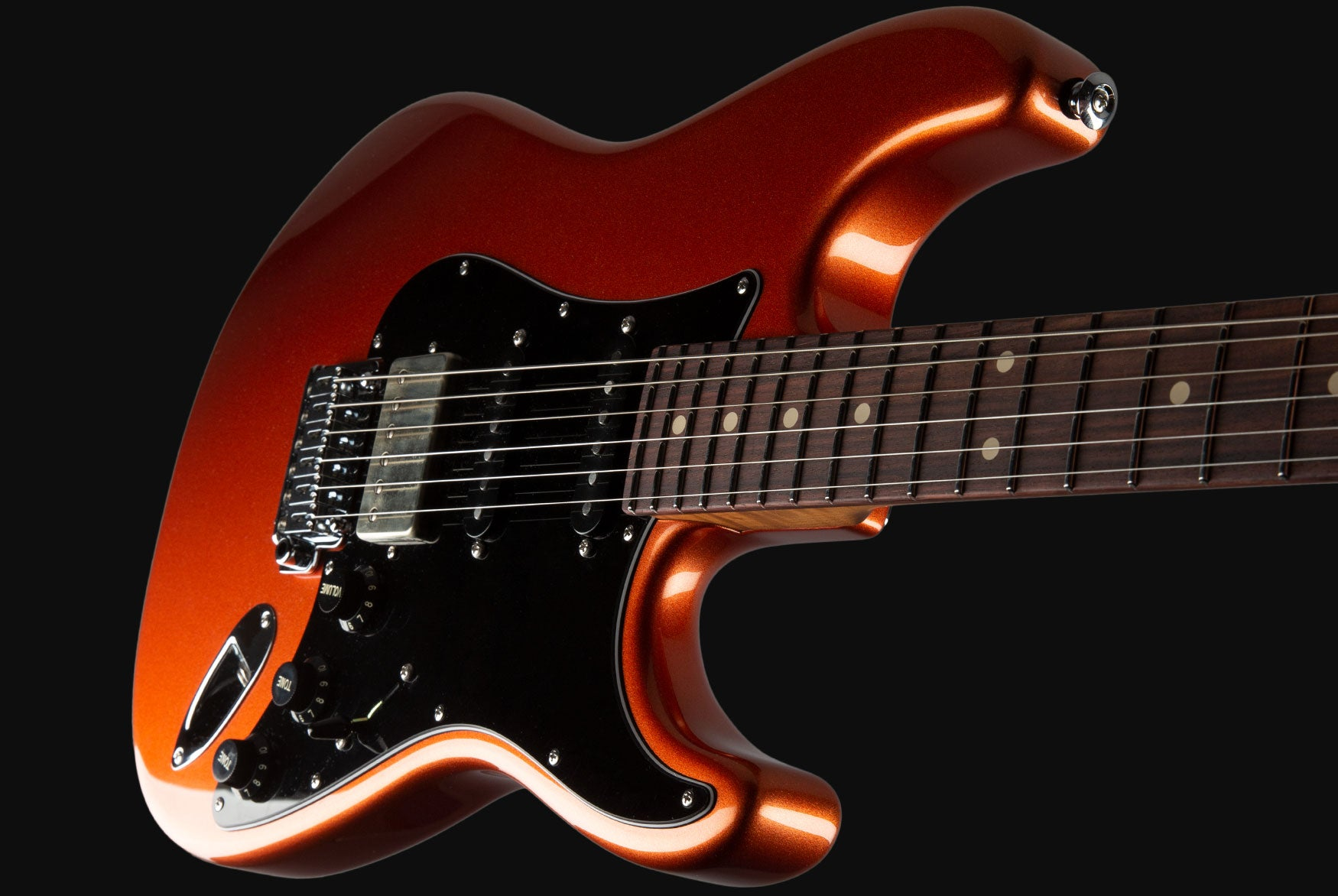 SUHR CLASSIC S METALLIC 2020 Limited Edition Copper Firemist