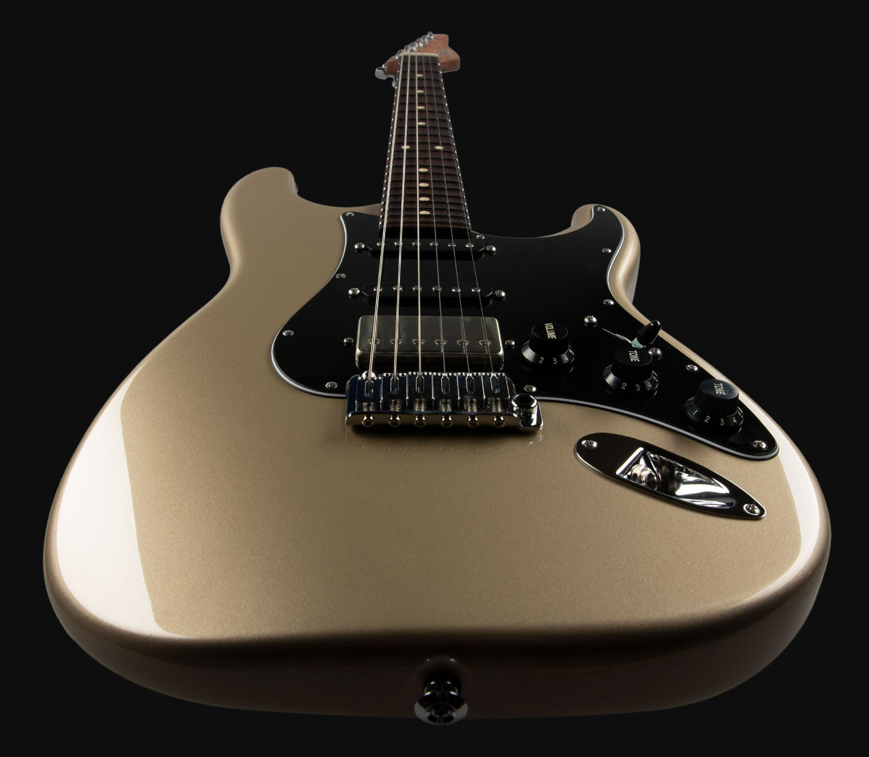 SUHR CLASSIC S METALLIC 2020 Limited Edition Champagne