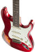 SUHR CLASSIC ANTIQUE FINISH OVER FINISH CANDY APPLE RED - HIENDGUITAR   SUHR GUITAR