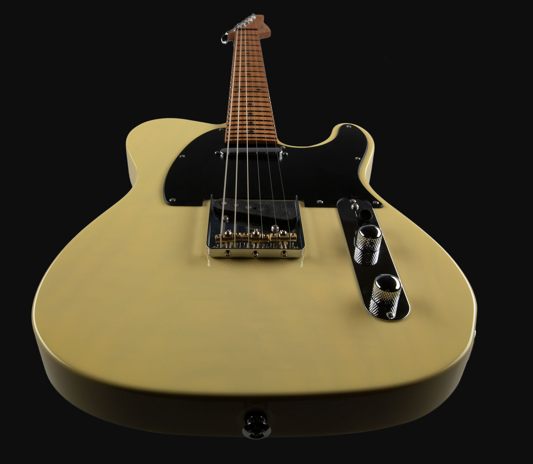 SUHR CLASSIC T PAULOWNIA Trans Vintage Yellow