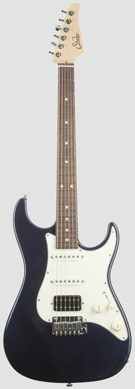 Suhr Standard Pro Throwback Guitar, Black, Rosewood