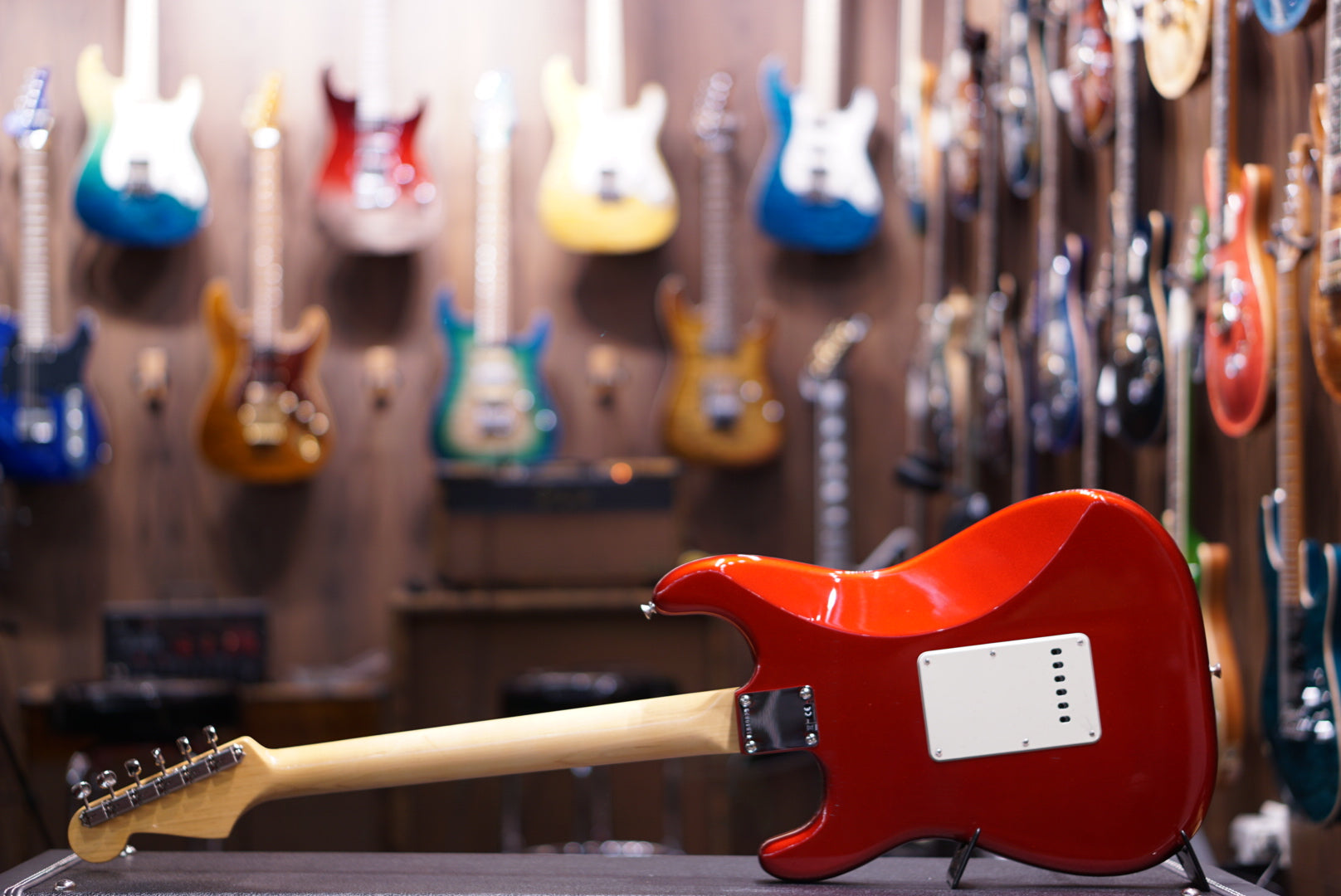 Fender American Original '60s Stratocaster - Candy Apple Red