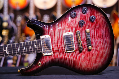 PRS 594 wood library purple - HIENDGUITAR.COM