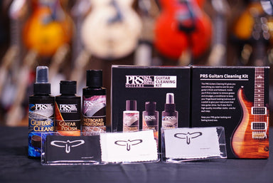 PRS guitar care kit cleaner polish conditioner - HIENDGUITAR   PRS Misc. Accessories