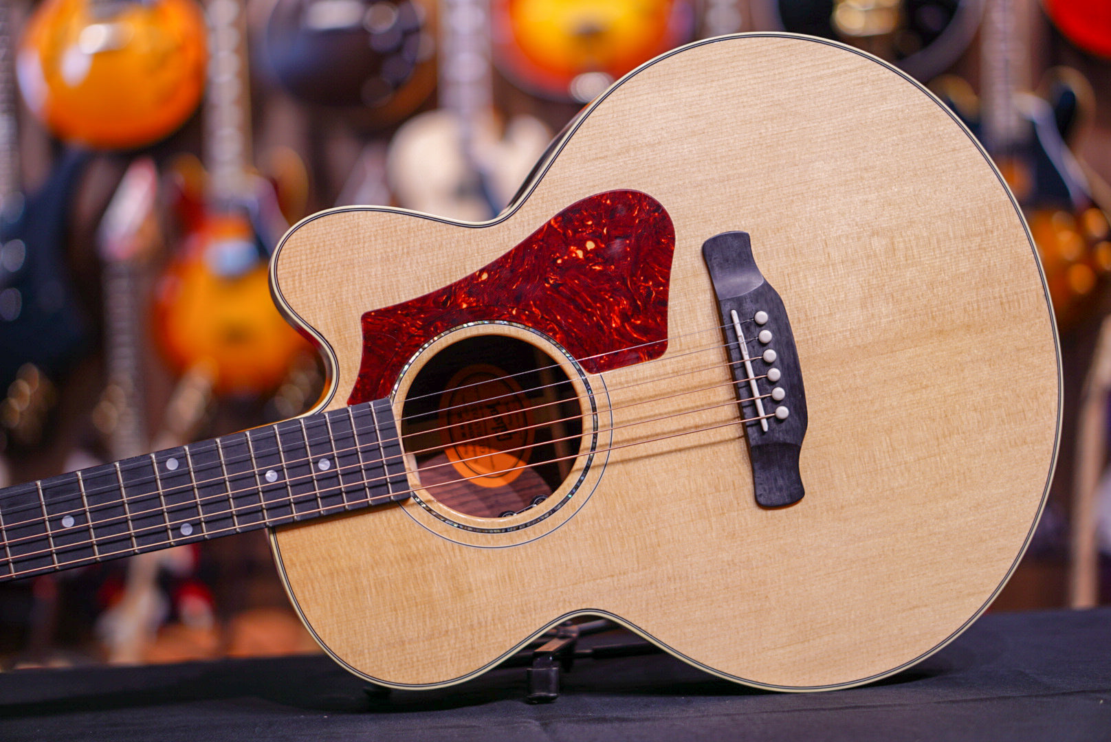 Gibson acoustic hp 665sb