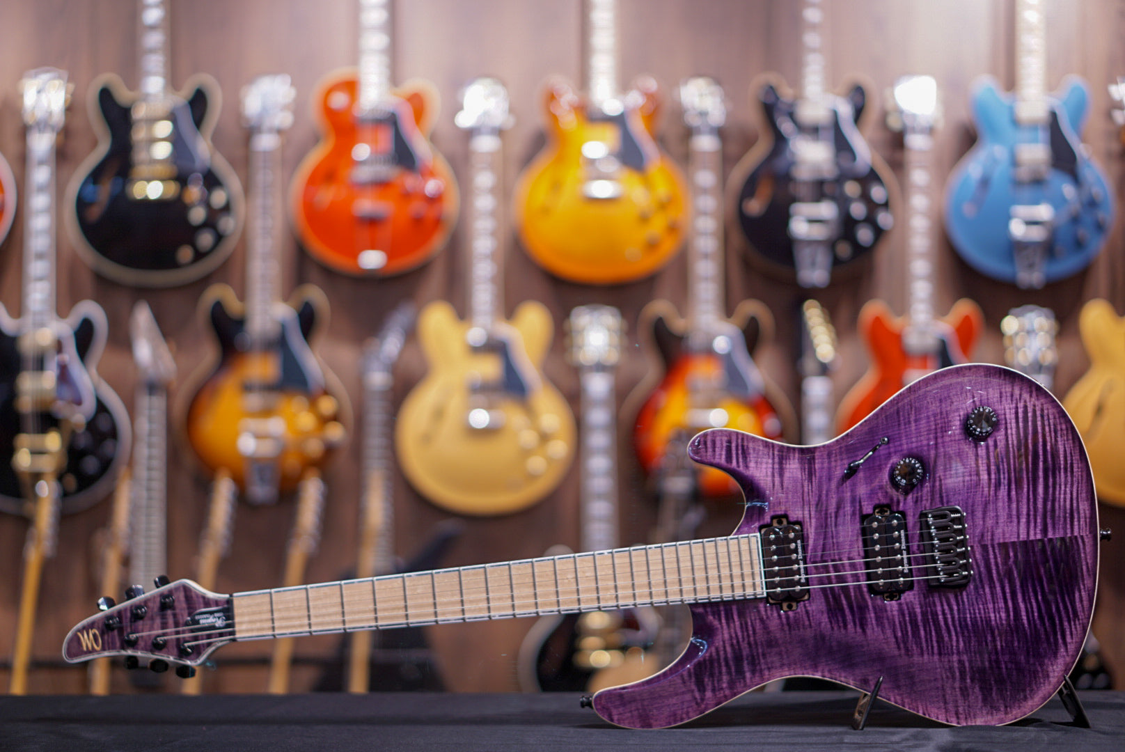 mayones regius corr classic dirty purple mayones - HIENDGUITAR.COM