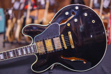 Gibson ES355 Black Beauty 2018 - Ebony - HIENDGUITAR.COM