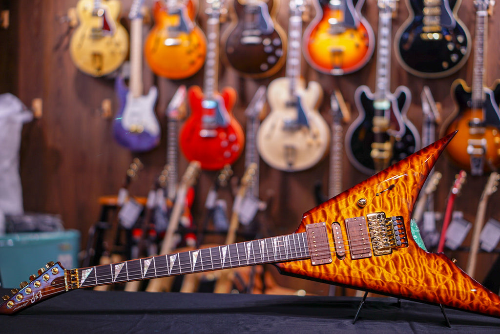 ESP Exhibition limited arrow
