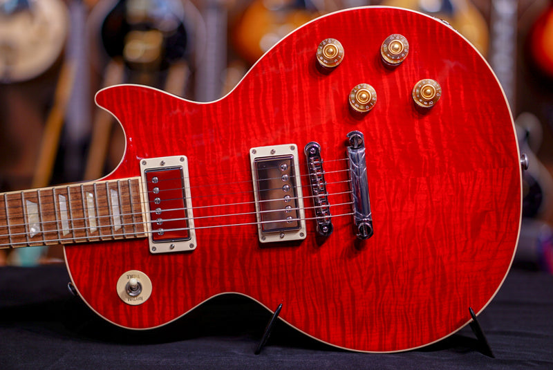 2014 gibson les paul standard brilliant red