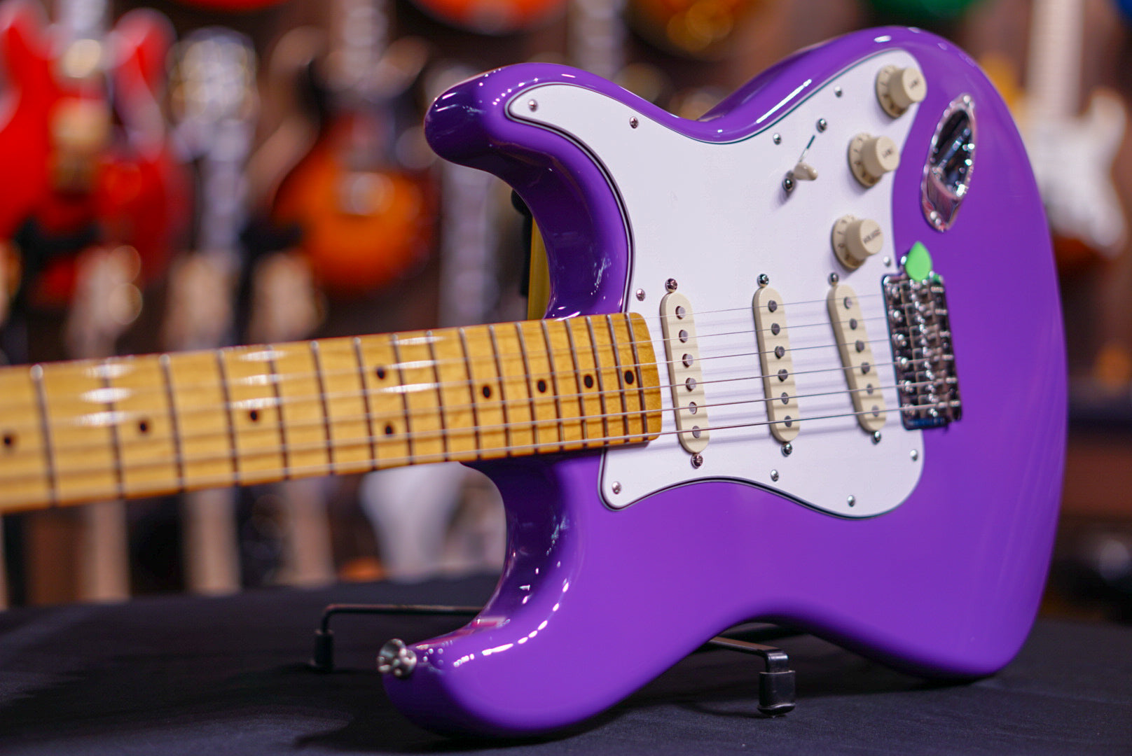 Fender jimi Hendrix purple haze