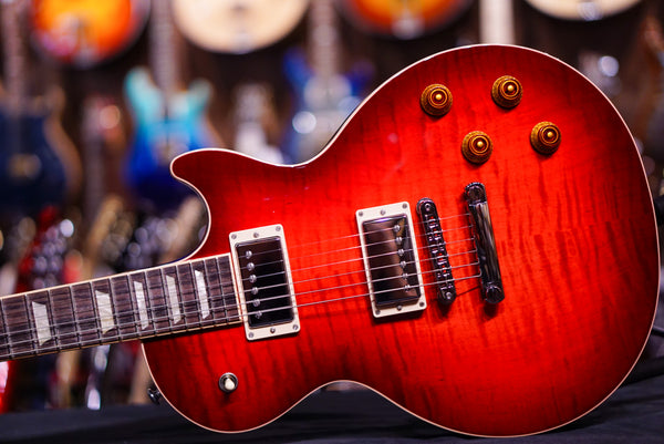 Gibson Les Paul Standard 2018 blood orange 225