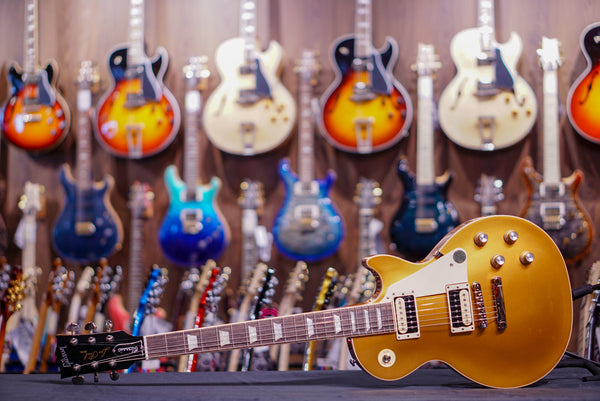 Gibson Les Paul classic 2019 goldtop