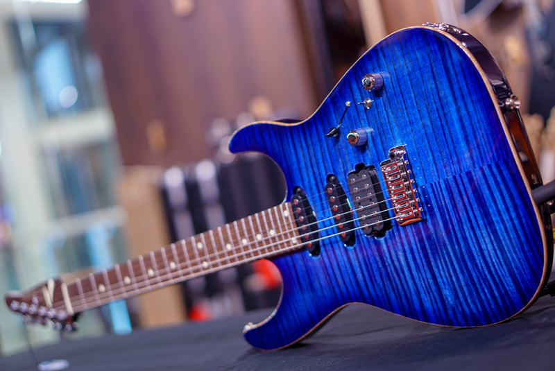 Anderson Angel Jack's Pacific Blue Burst with Binding G180367