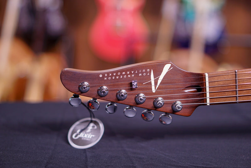 Anderson t Icon Transparent Brown G180144