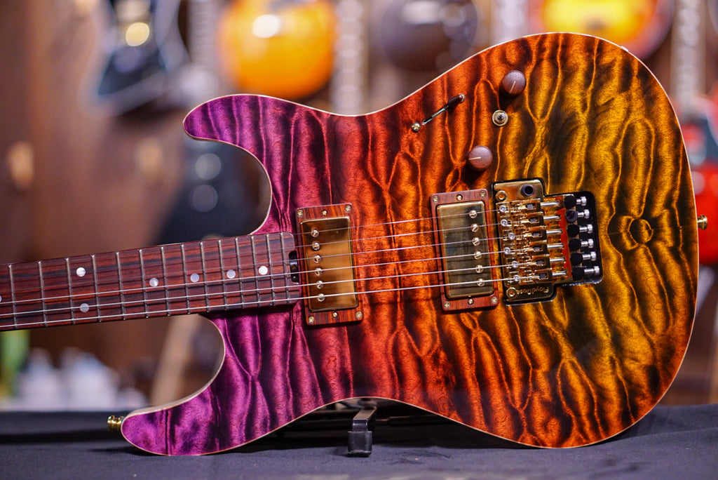 ESP Exhibiton limited #1 angry tiger snapper