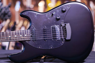 Ernie Ball Music Man Cutlass RS HSS - Stealth Black G85628 - HIENDGUITAR.COM