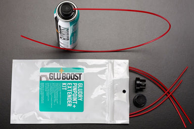 LT-1134 GluBoost® Pinpoint and Extender Kit for GluDry Accelerator GEAR UP PRODUCTS, LLC. - HIENDGUITAR.COM