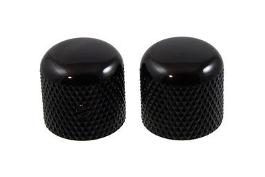MK-0910 Dome Knobs KMS SHOKAI CO., LTD. Black - HIENDGUITAR.COM